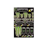 One Industries Monster Energy Decals