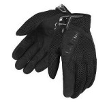 Pokerun Mesh Short Motorcycle Gloves