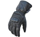 Sliders Ridge Kevlar Armored Leather Gloves