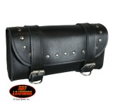 Hot Leathers Studded Large PVC Tool Bag