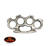 Hot Leathers Brass Knuckles Pin
