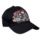 Hot Leathers BALL CAP SKULL COLLAGE