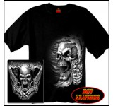 Hot Leathers Assassin Double Sided T-shirt