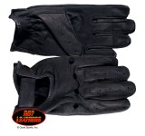 Hot Leathers Leather Driving Glove