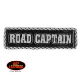Hot Leathers Road Captain Pin