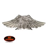 Hot Leathers USA Made Eagle Pin