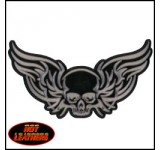Hot Leathers Tribal Ride Patch (Small)
