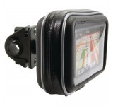 Water Resistant GPS Pouch with Handlebar Mount