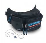 Oxford Motorcyclists Lifetime Bum Bag and Visor Carrier