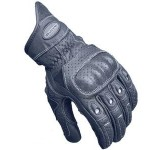 Warrior Vented Leather Gloves