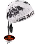 Hot Leathers Ride Fast Ride Forever Headwrap
