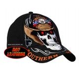 Hot Leathers Southern Discomfort Ball Cap