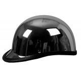 Hot Leathers Hawk Style Chrome Motorcycle Helmet